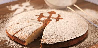 Receta de tarta de Santiago facil y rapida