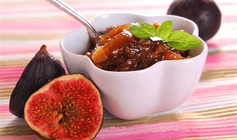 Mermelada de higos sin azúcar