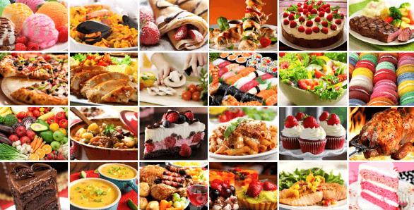 Imagenes de recetas de cocina