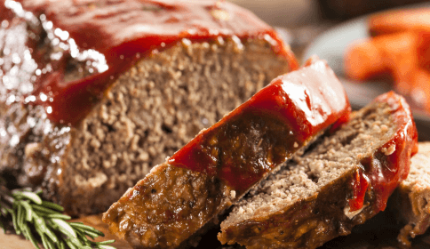 Pastel de carne tradicional