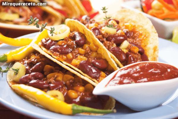 como hacer los mejores frijoles refritos para tacos
