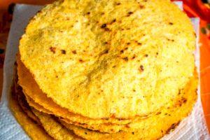 Como hacer tortillas para tacos faciles