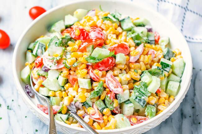 12 recetas de ensaladas faciles