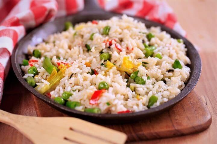 Como preparar arroz con amaranto
