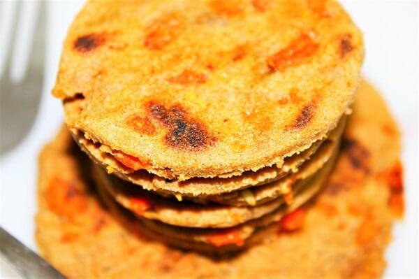 Tortillas de amaranto faciles